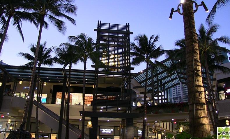 アラモアナショッピングセンターCLIP Oahu series-vol.006